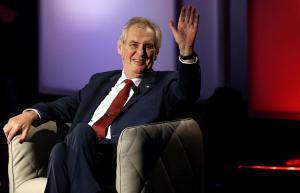 Милош Земан переизбран президентом Чехии