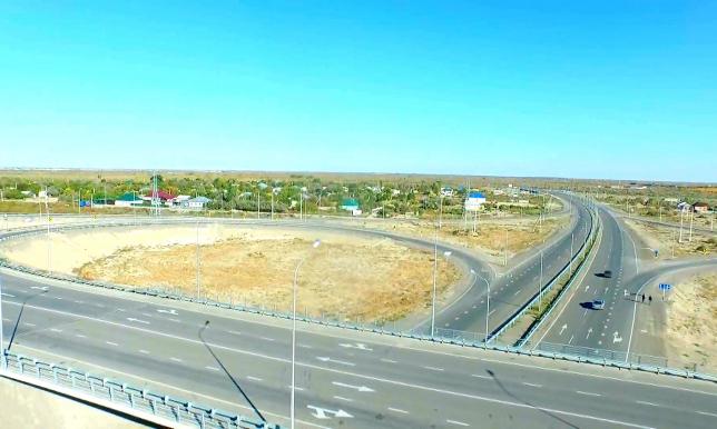 «Батыс Еуропа-Батыс Қытай» автодәлізі бойынша тәулігіне 13 млн тонна тауар тасымалданады