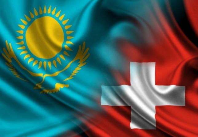 Казахстан намерен расширять взаимодействие со Швейцарией