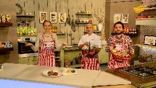 «Магия кухни». Гость: артист Шамхан Далдаев, су-шеф Артур Чарыев