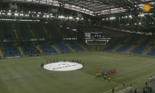 «Астана» – «Ақтөбе» премьер-лига