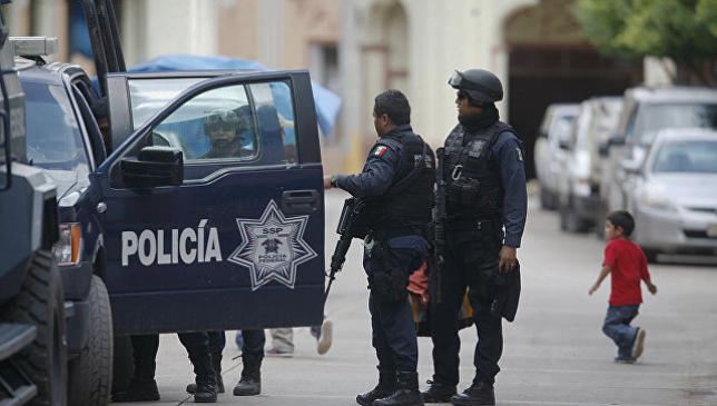 В мексиканском штате за сутки убили семь человек