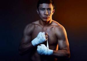 Геннадий Головкин признан боксером года