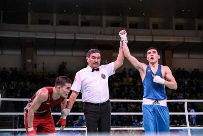 Определились финалисты Кубка Казахстанской федерации бокса