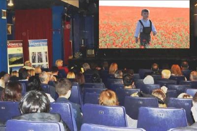 Хорватияда Нұрсұлтан Назарбаевтың балалық шағы туралы фильм көрсетілді
