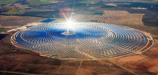 Қазақстан ең ірі күн электр стансасын іске қосады