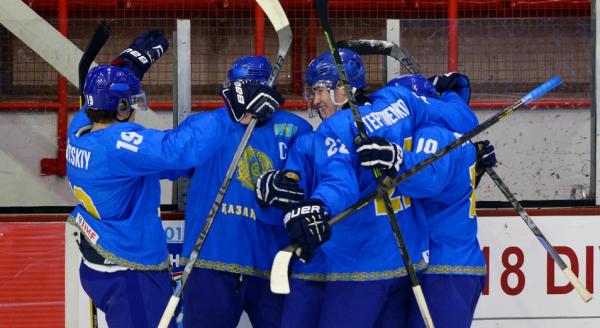 Определились соперники Казахстана на молодежном чемпионате мира по хоккею