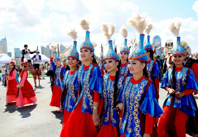 Ряд мероприятий пройдет на майские праздники в Астане