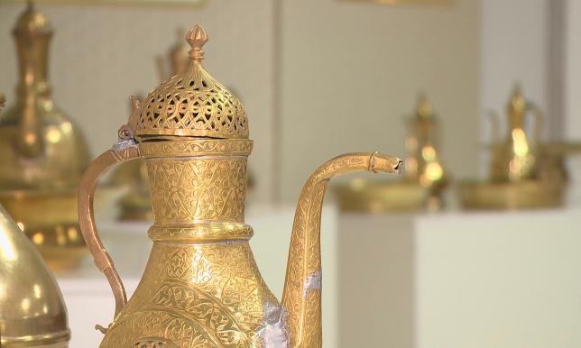 Атырау облыстық тарихи-өлкетану музейінде жез бұйымдарға арналған көрме ашылды