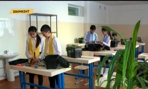 11 жилых домов и школу сдали в эксплуатацию в Шымкенте