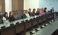 Электронная база данных учета обращений молодежи презентована в Талдыкоргане