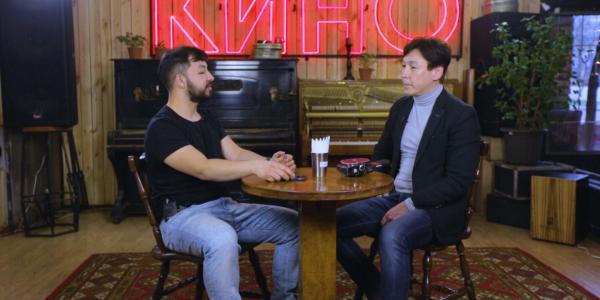 «Кинокафе». Жан Байжанбаев: Казахстанскому кинематографу необходима детская тематика