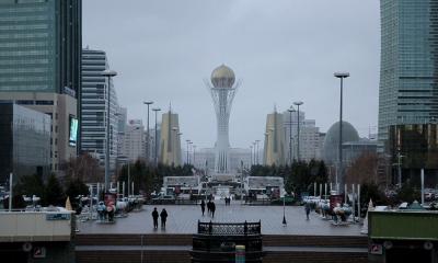Астана – ұлы мұрат, асқақ рухтың негізінде бой көтерген қала