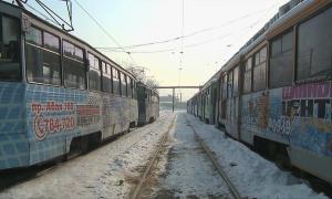 Өскемендегі трамвай паркі электр жарығына қыруар қаржы қарыз болып отыр