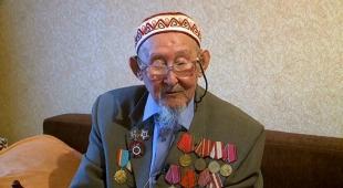 Бывший снайпер Медресин Умирзаков получил поздравления от Агентства «Хабар»