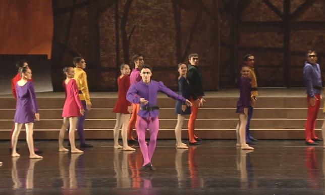 Первый балетный спектакль театра «Астана Опера» состоится на сцене Мариинки