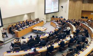 В Совбезе ООН прошло заседание по инициативе Казахстана