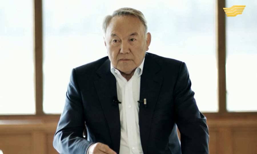 Казахстанцы обсуждают интервью Н.Назарбаева Агентству «Хабар»