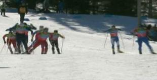 Дневник «Сәлем, Универсиада!» Лыжные гонки