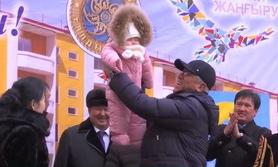 Семья 18-миллионного жителя РК получила квартиру в Талдыкоргане