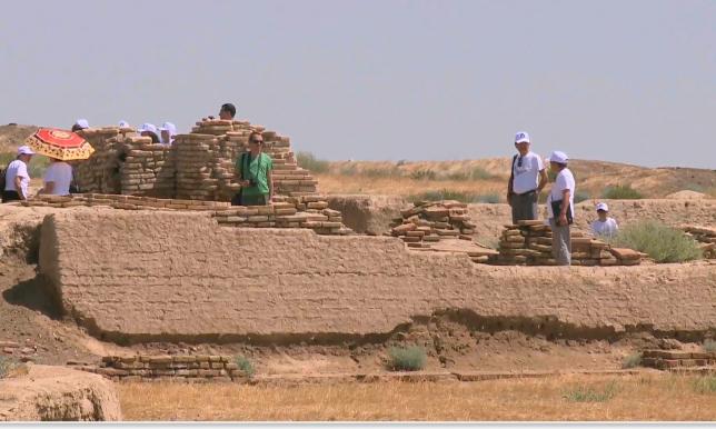 Историко-познавательная экспедиция посетит древние городища и памятники истории