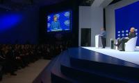 В Давосе начинается третий день работы Всемирного экономического форума
